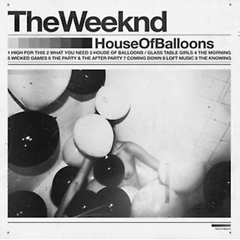 House Of Balloons [Explicit] by The Weeknd