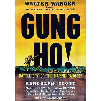 Gung Ho (1943) [DVD] USA import