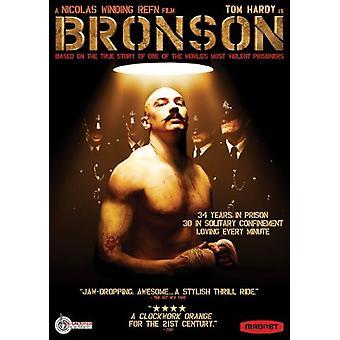Bronson [DVD] USA import