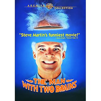 Man with Two Brains [DVD] USA import