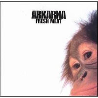 Arkarna - färskt kött [CD] USA import