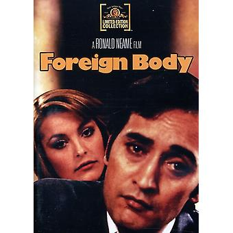 Foreign Body [DVD] USA import