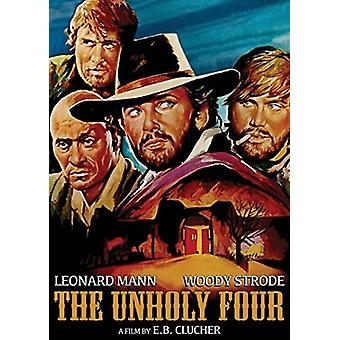 Unholy Four (1970) Aka Chuck Mool [DVD] USA import