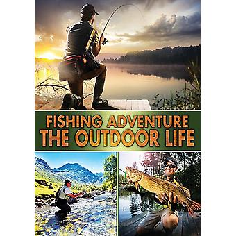 Fishing Adventure: Outdoor Life [DVD] USA import