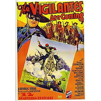 Vigilantes Are Coming [DVD] USA import