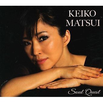 Keiko Matsui - importazione USA Quest anima [CD]