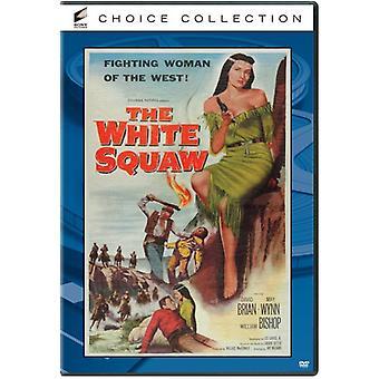 White Squaw [DVD] USA import