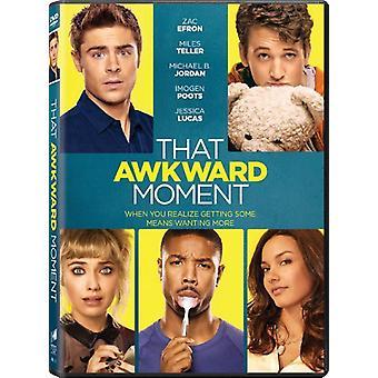 That Awkward Moment [DVD] USA import