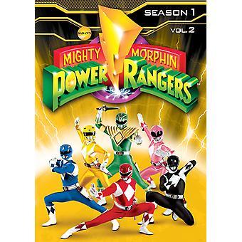 Mighty Morphin Power Rangers [DVD] EUA importar