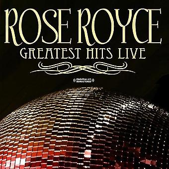 Rose Royce - Greatest Hits-Live [CD] USA import