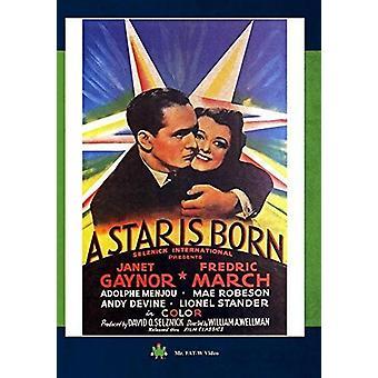 Sterren geboren [DVD] USA import