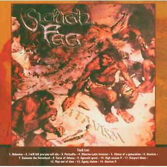 Slough Feg - atavisme [CD] USA importerer
