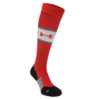 2017-2018 Southampton Home Football Socks (Red)