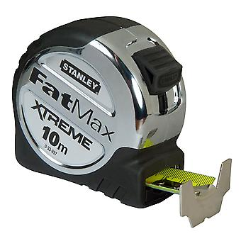 Stanley 0-33-897 10m (metric only) FatMax Xtreme Tape Measure with 32mm blade