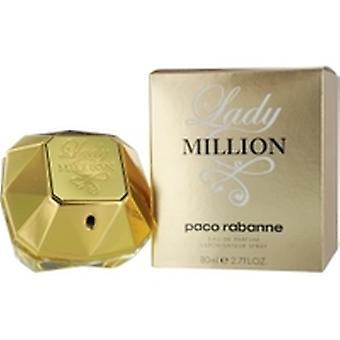 Lady millón de Paco Rabanne EDP Spray 30ml 1oz