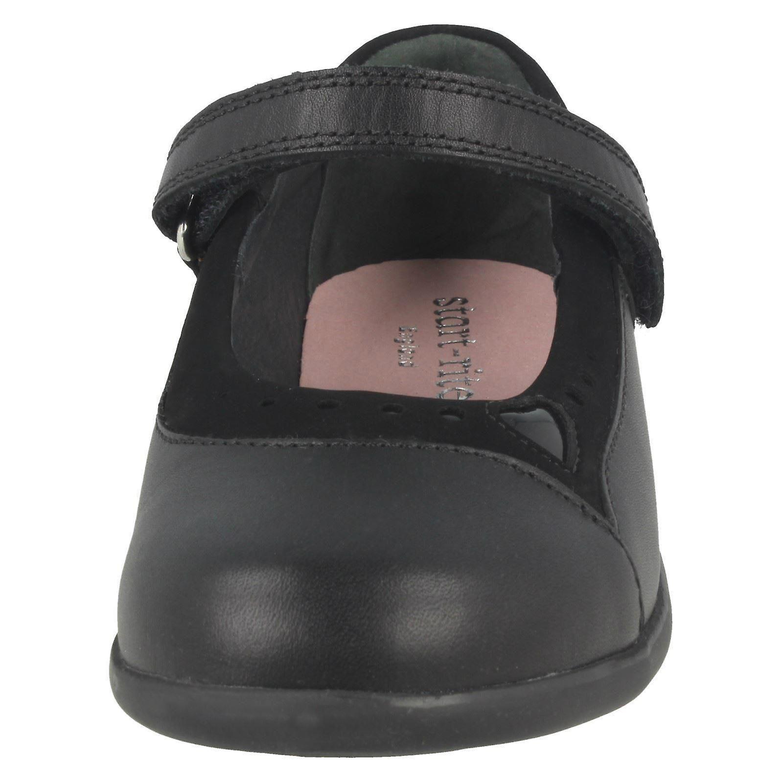 Startrite Schule für Mädchen Schuhe mit Herz Detail Emilia