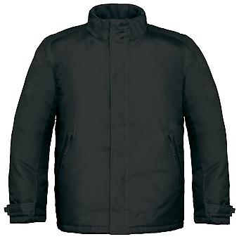 B&C Mens Real+ Premium Windproof Thermo-Isolated Jacket (Waterproof PU Coating)