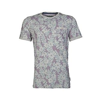 Ted Baker Ted Baker imprimé T-shirt TS6M/GB57/ROOTZ 67