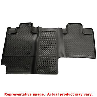 Husky Liners 63681 Black Classic Style 2nd Seat Floor L FITS:FORD 2004 - 2008 F