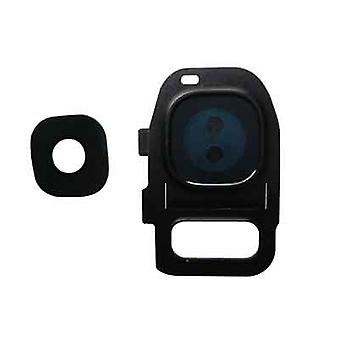 Samsung Galaxy S7 Edge Camera Lens Cover-Black