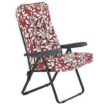 Glendale Cotswold Leaf Cushioned Recliner Chair