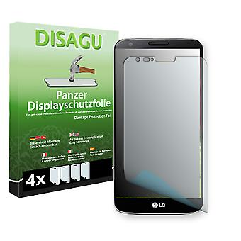 LG G2 screen protector - Disagu tank protector protector (deliberately smaller than the display, as this is arched)