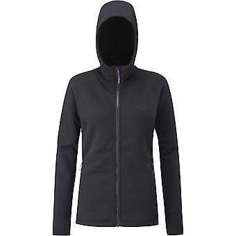 Rab Womens Power Stretch Pro Jacket Black (UK Size 14)