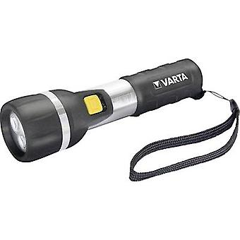 LED Torch Varta Day Light 2 AA battery-powered
