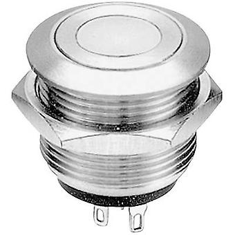 Tamper-proof pushbutton 24 V AC 0.05 A 1 x On/(On) APEM