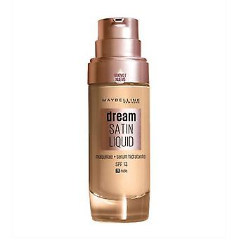 Maybelline Satin Dream Foundation 21 Nude (Make-up , Face , Bases)
