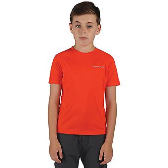 Dare 2b Boys & Girls Luminary Polyester Short Sleeve T-Shirt