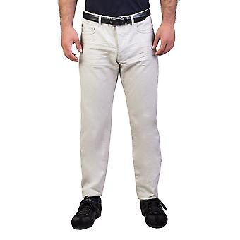 Dior Homme mannen Straight Fit Chino broek Taupe