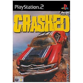 S'est écrasé (PS2)
