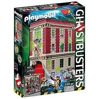 مقر Ghostbusters Playmobil