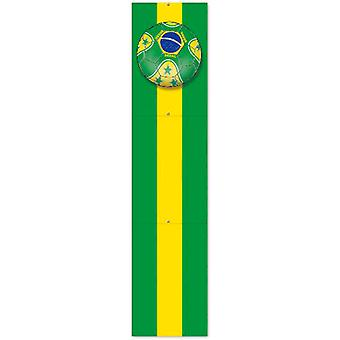 Brasilien Jointed ausgeschnittene herunterziehen