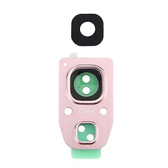 Camera glass for Samsung Galaxy A5 2017 A520F camera ring glass frame cover pink rose