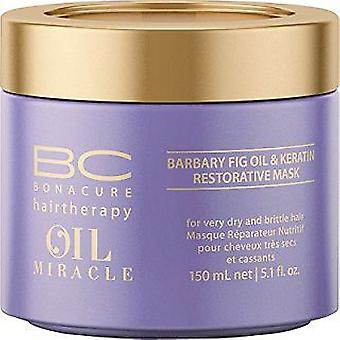 Schwarzkopf Professional Mask Oil Miracle Barbary Fig & Keratin Bonacure