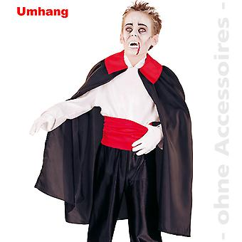 Vampiro del capo del Capo Conte Dracula bambino costume per bambini costume da vampiro