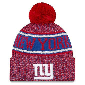 New Era NFL Sideline Reverse Mütze - New York Giants