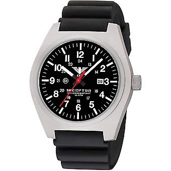 Reloj acero interceptor de KHS KHS. CEIN. DB