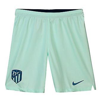 2018-2019 Атлетико Мадрид третьей Nike футбольные шорты (дети)