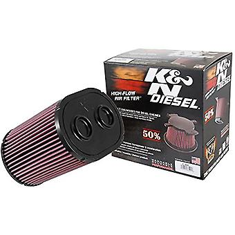 K&N E-0644 Replacement Air Filter, 1 Pack