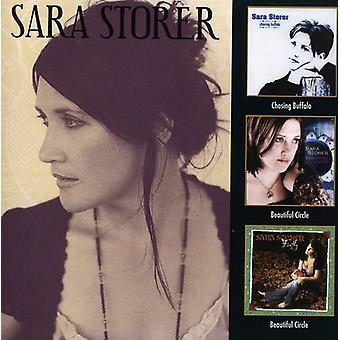 Sara Storer - Chasing Buffalo/Beautiful Circle/Firefly [CD] USA import