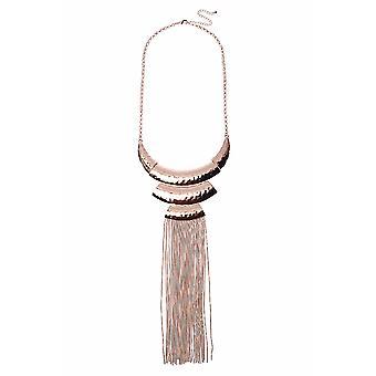 Goddess Statement Gold Necklace