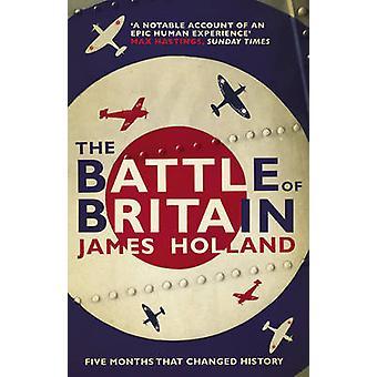 The Battle of Britain door James Holland - 9780552156103 boek
