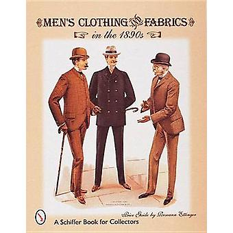 Men's Clothing and Fabrics in the 1980s by Roseann Ettinger - 9780764