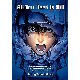 Alle du behøver er Kill - Manga af Takeshi Obata - Ryosuke Takeuchi - Hir