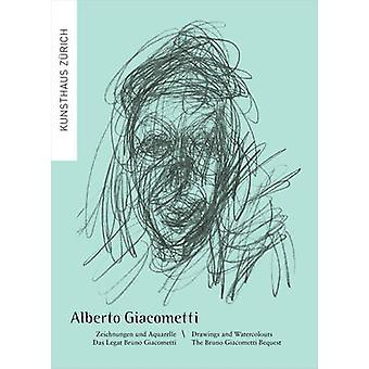 Alberto Giocometti - Drawings and Watercolours. The Bruno Giacometti B