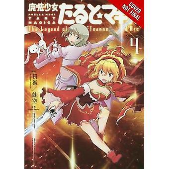 Puella Magi Tart Magica - Vol. 4 de Magica Quartet - Bo 9780316560207