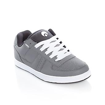 Osiris Charcoal-White-Black Relic Shoe